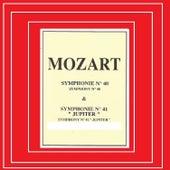Mozart - Symphonie Nº 40, Nº 41 by Various Artists