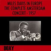 Miles Davis in Europe, the Complete Amsterdam Concert, 1957 (Doxy Collection, Remastered, Live) by Miles Davis