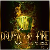 Drums On Fire (The Tribal Collection, Vol. 2) by Various Artists