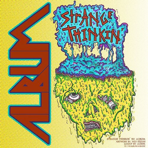 Play & Download Strange Thinkin' by ALBUM | Napster