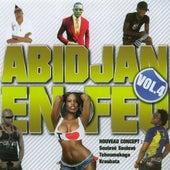 Abidjan en feu, Vol. 4 by Various Artists
