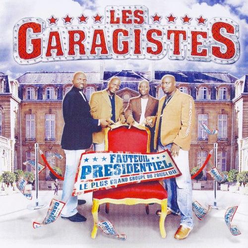 Fauteuil présidentiel by Les Garagistes