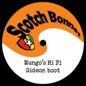 Gideon Boot by Mungo's Hi-Fi