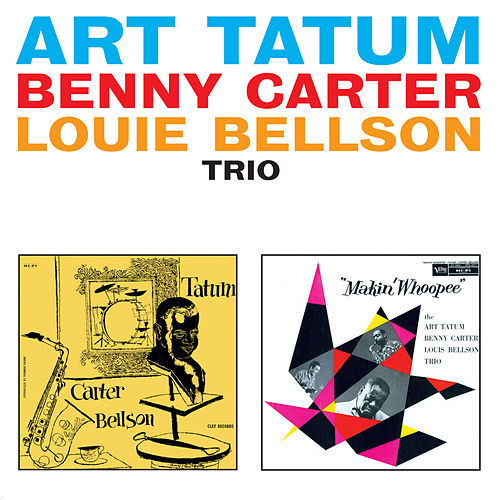 Play & Download The Complete Art Tatum, Benny Carter & Louie Bellson Trio Session (Bonus Track Version) by Louie Bellson | Napster