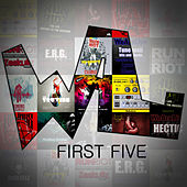 We Are Live: First Five by Various Artists
