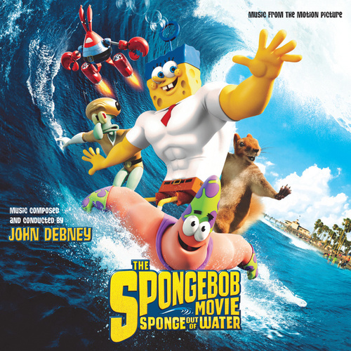 The Spongebob by John Debney