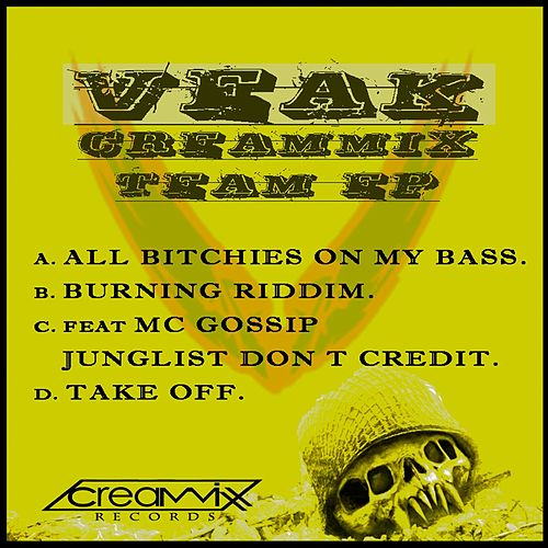 Creammix Team by Veak