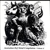 Australian Def Metal Compilation Volume 4 by Various Artists