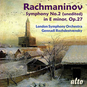 Rachmaninov: Symphony No. 2 in E-Minor (unedited), Op. 27 by London Symphony Orchestra