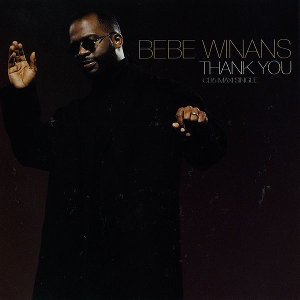 thank you rascal dub by bebe winans. Black Bedroom Furniture Sets. Home Design Ideas