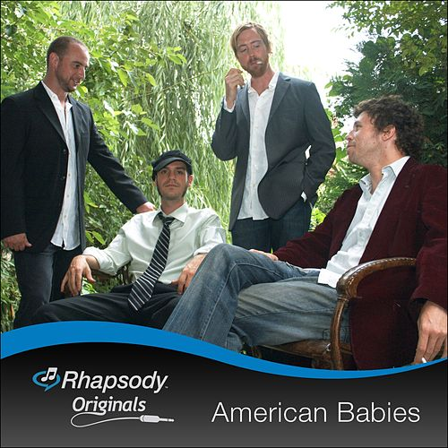 Play & Download Rhapsody Original by American Babies | Napster