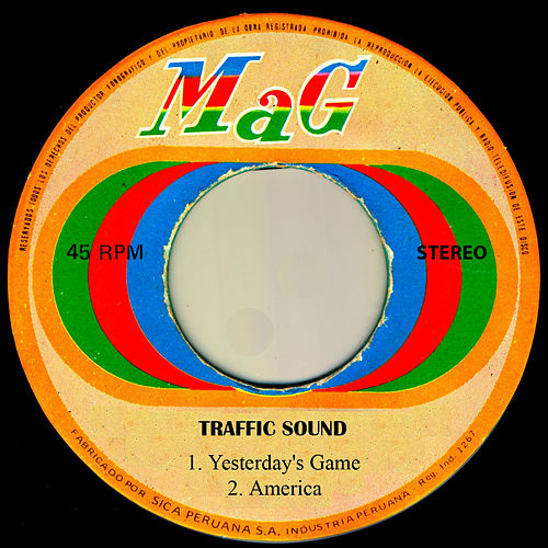 Play & Download Yesterday's Game by Traffic Sound | Napster