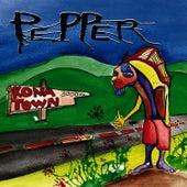 Kona Town by Pepper