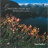 Grieg: Lyric Pieces Vol. 2 by Peter Katin