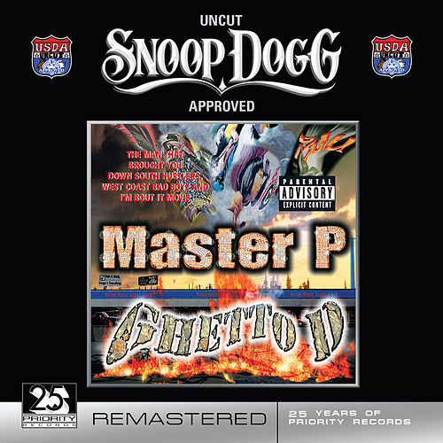 Play & Download Ghetto D by Master P | Napster