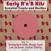 Early R 'N' B Hits, Essential Tracks and Rarities, Vol. 41 von Various Artists