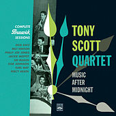Tony Scott Quartet. Complete Brunswick Sessions 1953 by Tony Scott