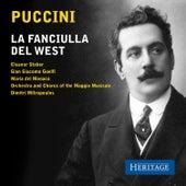 Puccini: La Fanciulla del West by Mario del Monaco