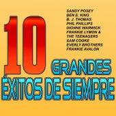 10 Grandes Éxitos de Siempre by Various Artists