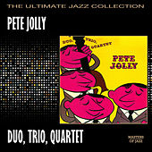 Duo, Trio, Quartet by Pete Jolly