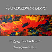 Master Series Classic - Wolfgang Amadeus Mozart - String Quartets Vol. 2 by Hamburg Rundfunk-Sinfonieorchester