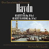 Play & Download Franz Joseph Haydn: Quartet In D, Op. 20, No. 4/Quartet In D Minor, Op. 76, No. 4,