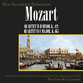 Play & Download Wolfgang Amadeus Mozart: Quartet In D Minor, K. 421/Quartet In C Major, K. 465