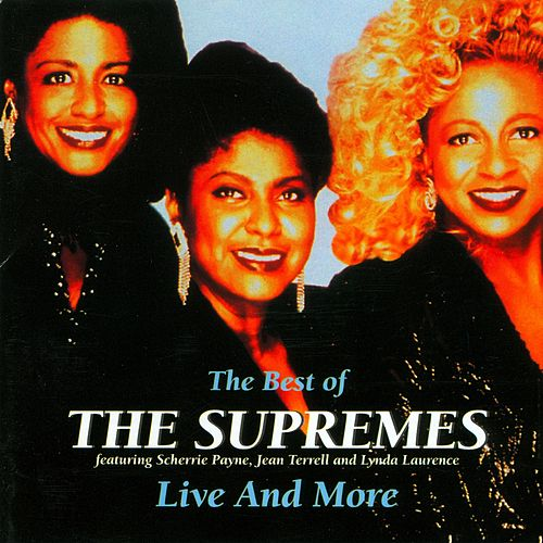 Live and More by The Supremes