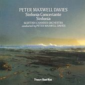Sinfonia Concertante/Sinfonia by Peter Maxwell Davies