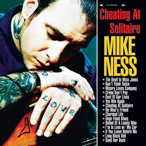 Play & Download Cheating At Solitaire by Mike Ness | Napster