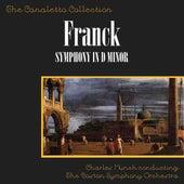 César Franck: Symphony In D Minor by Boston Symphony Orchestra