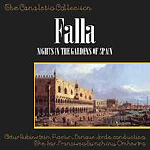 Manuel De Falla: Nights In The Gardens Of Spain by Artur Rubinstein