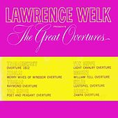 Play & Download The Great Overtures In Dance Time by Lawrence Welk | Napster