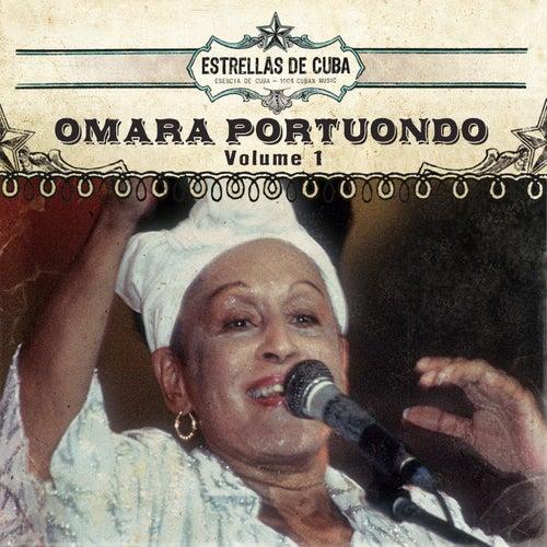 Play & Download Estrellas de Cuba: Omara Portuondo, Vol. 1 by Omara Portuondo | Napster