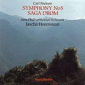 Play & Download Neilsen: Symphony No. 5 , Saga Drøm by New Philharmonia Orchestra | Napster