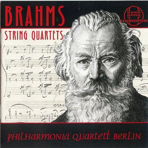 Play & Download Brahms: Die Streichquartette by Philharmonia Quartett Berlin | Napster