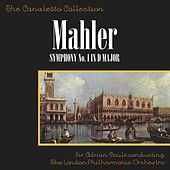 Mahler: Symphony No. 1 In D Major by Sir Adrian Boult Conducting The London Philharmonic Orchestra