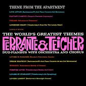 Play & Download The World's Greatest Themes by Ferrante and Teicher | Napster