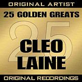 Play & Download 25 Golden Greats by Cleo Laine | Napster