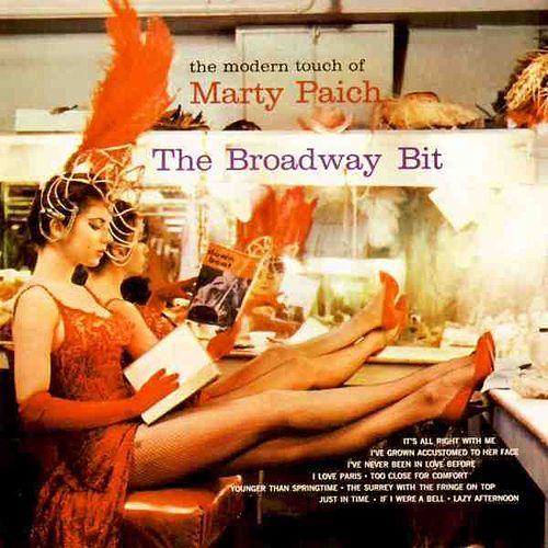 Play & Download The Broadway Bit by Marty Paich | Napster