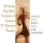 Swingin' West by Marty Gold