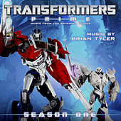 Transformers Prime (Music from the Animated Series) by Brian Tyler
