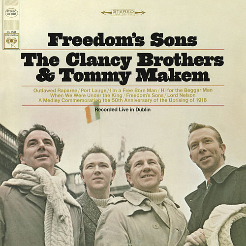 Play & Download Freedom's Sons by Tommy Makem | Napster
