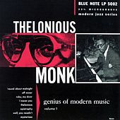 Play & Download Genius Of Modern Music Vol. 1 by Thelonious Monk | Napster