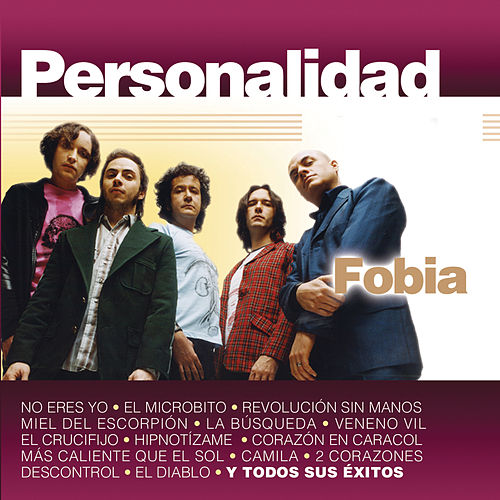 Play & Download Personalidad by Fobia | Napster