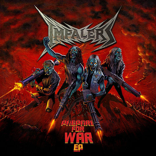 Prepare for War - EP by The Impalers