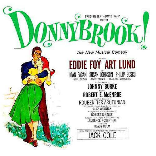 Play & Download Donnybrook by Original Broadway Cast | Napster