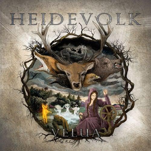 Play & Download Velua by Heidevolk | Napster