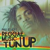 Reggae Music Tun Up by Paul Elliott