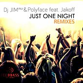 Play & Download Just One Night (Remixes) (feat. Jakoff) by Dj Jim | Napster
